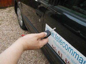 Transpondeurs d 39 anti d marrage immobiliseur automobile for Porte 1007 ne fonctionne plus